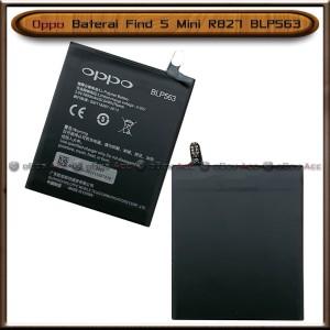Harga baterai oppo find 5 mini r827 blp563 original batre batrai | HARGALOKA.COM