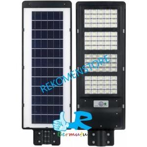 Harga lampu jalan pju solarcell panel surya led 120w solar cell all in | HARGALOKA.COM
