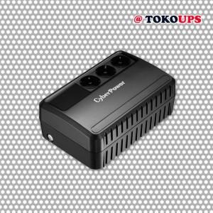 Harga ups cyberpower bu600e as 600va 360w bonus powerbank | HARGALOKA.COM