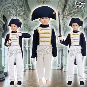 Harga kostum tentara angkatan laut costume navy army anak laki   size | HARGALOKA.COM