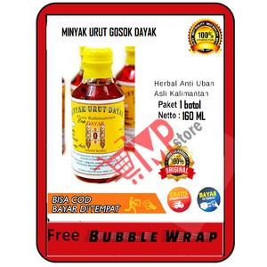 Harga minyak urut obat gosok dayak asli kalimantan u rematik pegal | HARGALOKA.COM