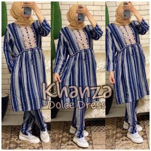 Harga setelan arab khanza by dolce dress original baju | HARGALOKA.COM