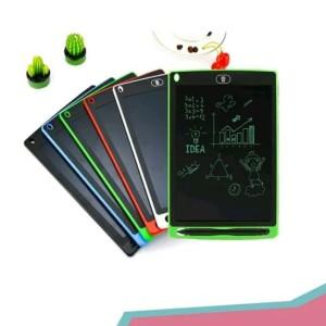 Harga papan tulis gambar lcd drawing writing tablet 8 inch anak dan dewasa     HARGALOKA.COM