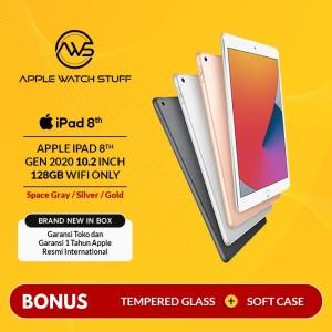 Harga apple ipad 8 8th gen 2020 10 2 inch 128gb wifi only bnib   space | HARGALOKA.COM