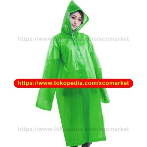 Harga jas hujan ponco plastik   ponco   HARGALOKA.COM