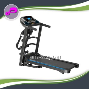 Harga alat olahraga fitnes murah treadmill elektrik tl | HARGALOKA.COM