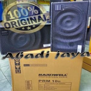 Harga speaker pasif 10inch hardwell prm10ii oryginal 2x3 full range prm | HARGALOKA.COM