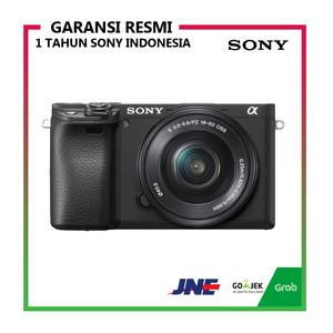 Harga sony alpha ilce a6400 kamera mirrorless garansi resmi   kit | HARGALOKA.COM