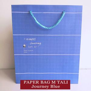 Harga paper bag tali motif tas kertas kado tas ulang tahun   uk m simple   journey | HARGALOKA.COM