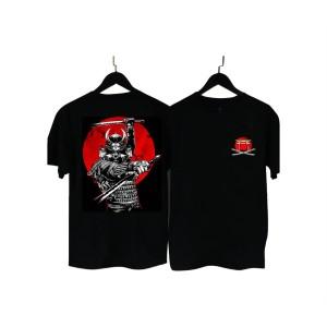 Harga bf008   kaos distro pria t shirt pria kaos pria samurai red | HARGALOKA.COM