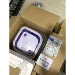 Harga pemanas air water heater hemat listrik 10l murah garansi 10 liter | HARGALOKA.COM