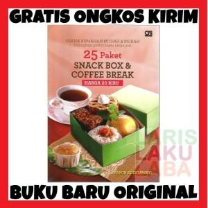 Harga buku baru asli 25 paket snack box amp coffee break harga 20 | HARGALOKA.COM