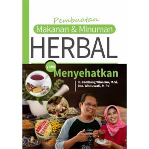 Harga buku pembuatan makanan dan minuman herbal yang | HARGALOKA.COM