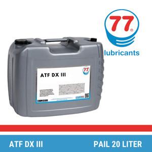 Harga oli transmisi 77 lubricants atf dexron iii dexron 3 dx 3 isi | HARGALOKA.COM