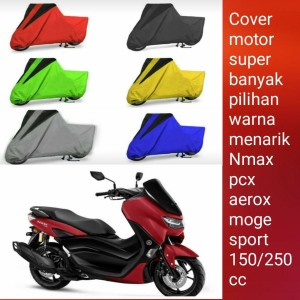 Harga cover sarung pelindung motor nmax adv aerox xmax sport pcx   | HARGALOKA.COM
