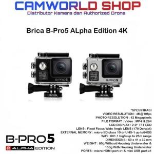 Harga brica alpha edition 1 4k b pro 5 ae 1 | HARGALOKA.COM