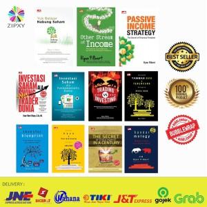 Harga paket buku ryan filbert wijaya   buku saham dan buku reksa | HARGALOKA.COM