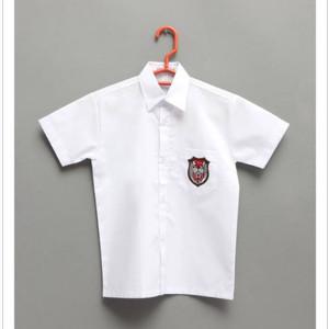Harga seragam sekolah baju sd lengan pendek putih   | HARGALOKA.COM