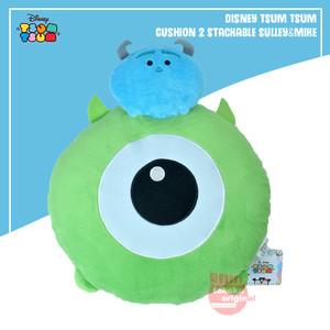 Harga boneka bantal disney tsum tsum cushion2 stackable sulley amp | HARGALOKA.COM