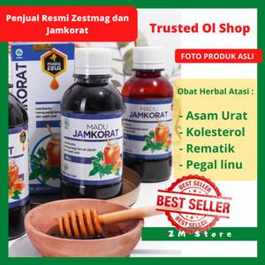 Harga madu jamkorat madu herbal obat asam urat kolesterol rematik   zm   HARGALOKA.COM
