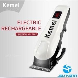 Harga hair clipper kemei km 809a alat mesin cukur rambut alat potong | HARGALOKA.COM