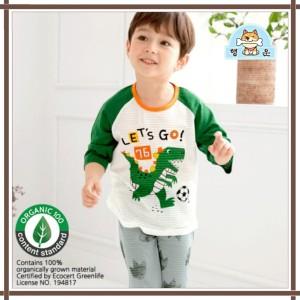 Harga baju summer anak korea baju bahan organik crocodile soccer     HARGALOKA.COM
