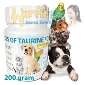 Harga taurine for cat dog and bird anjing kucing burung kemasan 200 | HARGALOKA.COM
