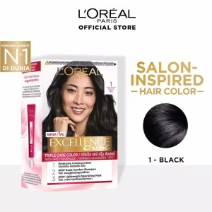 Info Loreal Excellence Cat Rambut Katalog.or.id