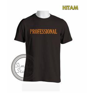 Harga kaos pria professional tshirt baju | HARGALOKA.COM