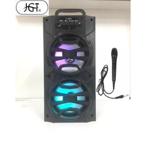 Harga speaker bluetooth extra bass free mic karaoke bt 2021   HARGALOKA.COM