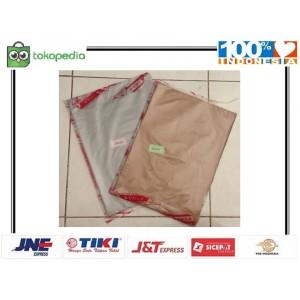 Harga kantong plastik tebal packing online shop 25x35 cm shopping | HARGALOKA.COM