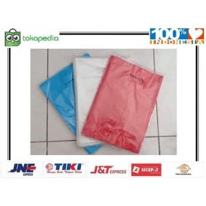 Harga kantong plastik packing online shop 20x30cm shopping bag | HARGALOKA.COM