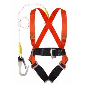 Harga safety belt full body body harness single hook   HARGALOKA.COM