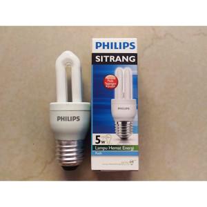 Harga lampu philips sitrang 5w plc cfl | HARGALOKA.COM