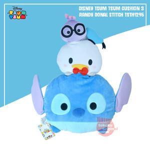 Harga boneka bantal disney tsum tsum cushion 3 randy donal stitch | HARGALOKA.COM