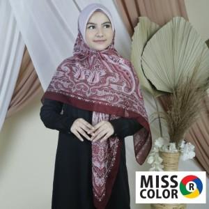 Harga jilbab turki miss color hijab jumbo premium katun import | HARGALOKA.COM