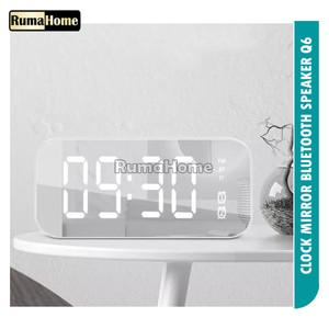 Harga bluetooth alarm clock speaker q6   | HARGALOKA.COM