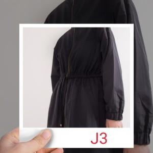Harga jaket wanita panjang jinas jaket wanita | HARGALOKA.COM