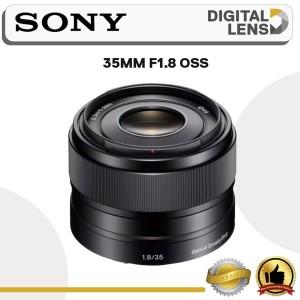Harga sony e 35mm f1 8 oss lens   lensa sony e mount 35mm f1 8 oss   HARGALOKA.COM