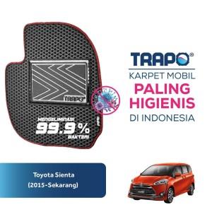 Harga karpet mobil eva toyota sienta 2015 sekarang trapo   HARGALOKA.COM