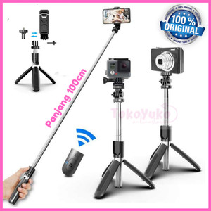 Harga tongsis tripod mini 2 in 1 for phone amp action cam go pro   HARGALOKA.COM