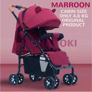 Harga baby stroller jade lightweight kereta dorong bayi cabin size 4 6kg   | HARGALOKA.COM