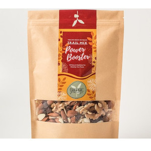 Harga trail mix mixed nut power booster snack | HARGALOKA.COM