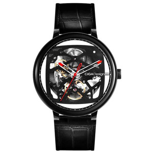 Harga xiaomi ciga t series jam tangan mechanical watch skeleton model bulat   | HARGALOKA.COM