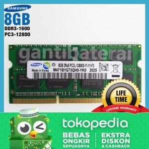 Harga ram laptop asus sodimm ddr3l 8gb pc3l 12800s 1600 mhz | HARGALOKA.COM