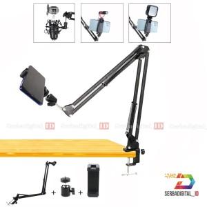 Harga costa cb a1hp overhead boom arm braket kamera hp flat lay video foto | HARGALOKA.COM