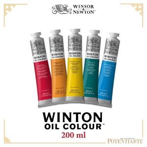 Harga Winton Oil Color 200ml Katalog.or.id