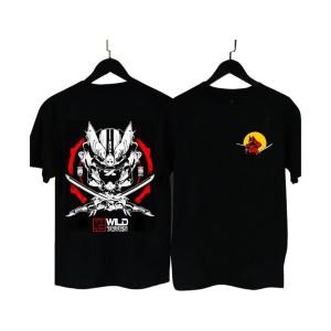 Harga bf009 kaos distro pria t shirt pria kaos pria wild | HARGALOKA.COM