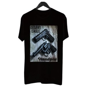 Harga bf020 kaos distro pria t shirt pria kaos pria tembakan pistol | HARGALOKA.COM