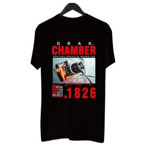 Harga bf026 kaos distro pria t shirt pria kaos pria drak chamber | HARGALOKA.COM